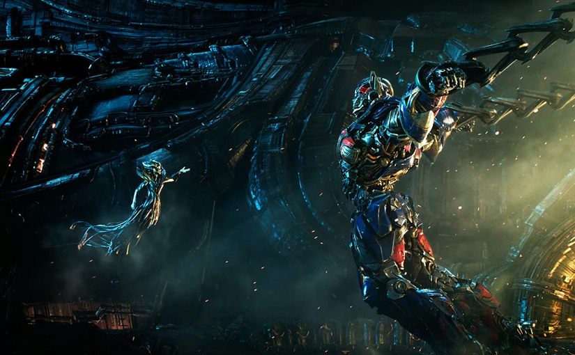 Review: 'Transformers: The Last Knight' is dense anddumb