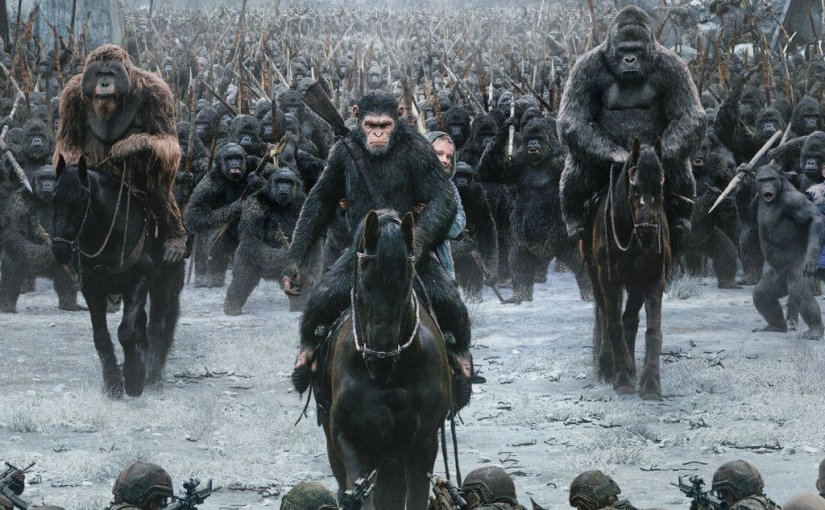 False advertising & 'War for the Planet of the Apes'review