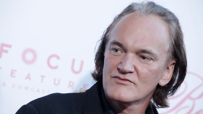Quentin Tarantino Prepping Manson Family MurdersMovie