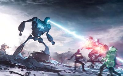 READY PLAYER ONE - Dreamer Trailer (screen grab) CR: Warner Bros. Pictures