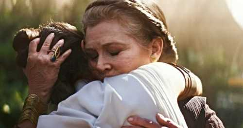 Star-Wars-Rise-Of-Skywalker-Video-Leia-Carrie