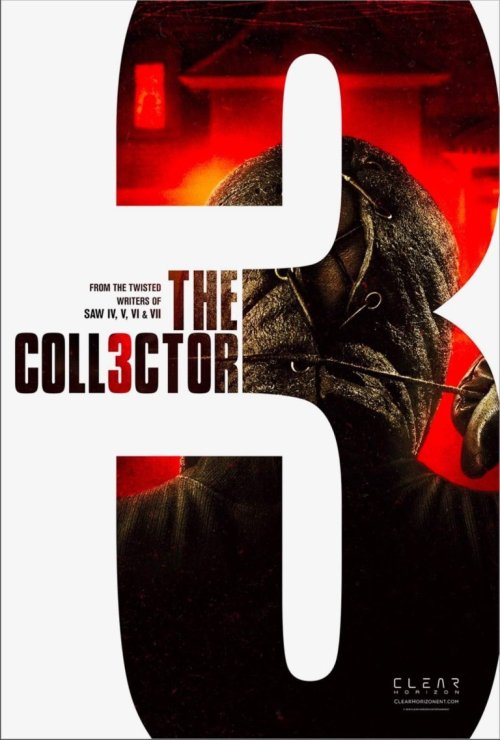 The Collector The Collection Poster