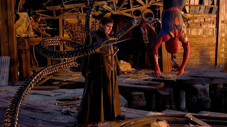Image result for spider-man 2 2004