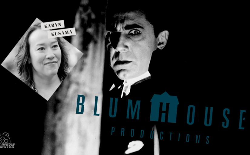 Blumhouse Resurrecting 'Dracula', Karyn KusamaDirecting