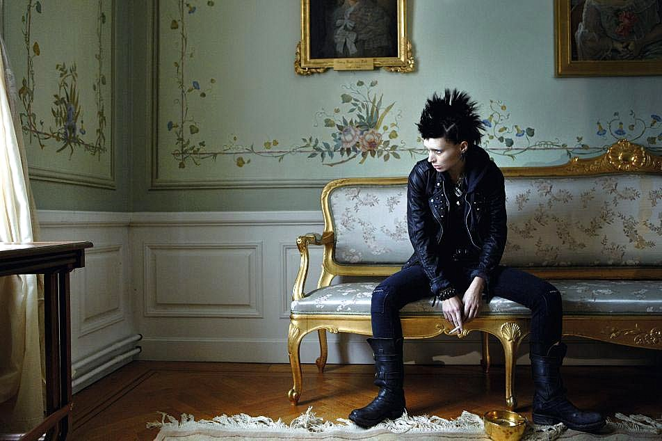 Cinema Viewfinder: Movie Review: The Girl with the Dragon Tattoo (2011)