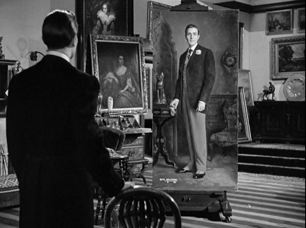 A March Through Film History: Picture of Dorian Gray, The (1945)