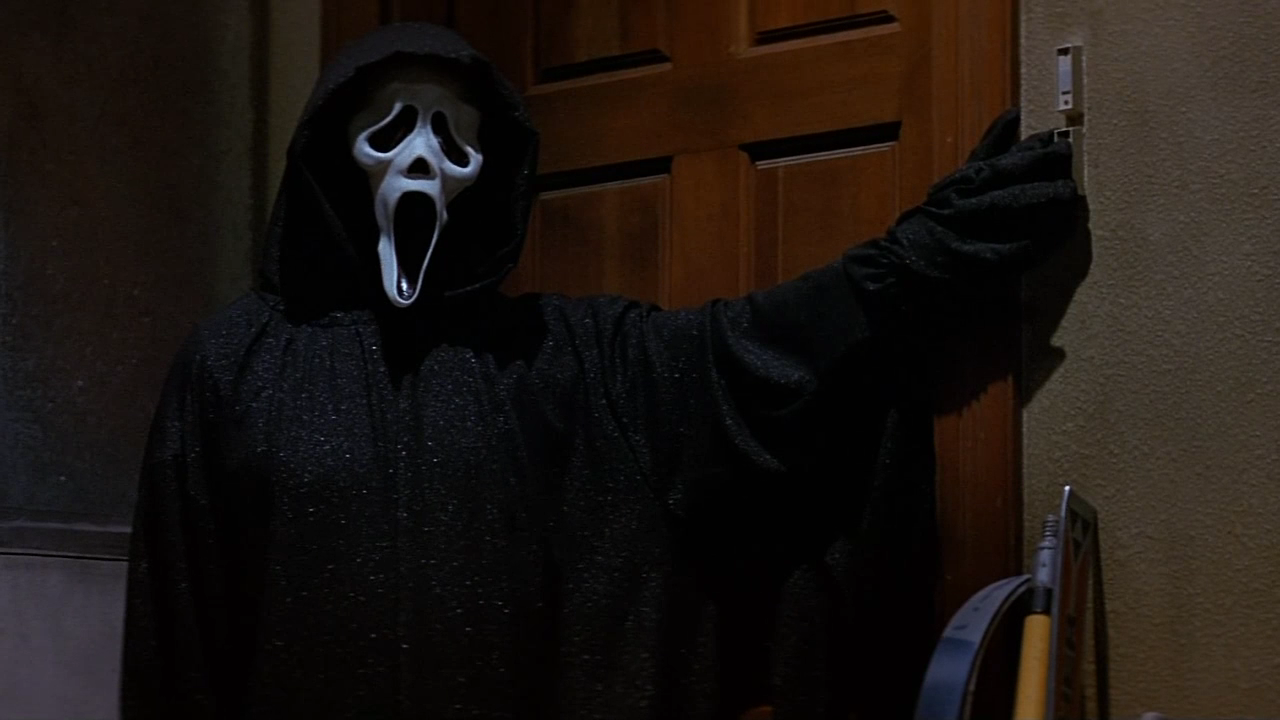 Movies At Dog Farm : Scream (1996) And Scream Again - Movies At Dog Farm  Commands It
